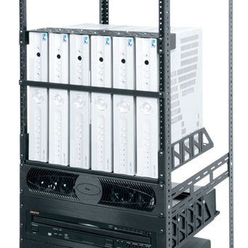 Middle Atlantic Cable Box Vertical Rackmount System