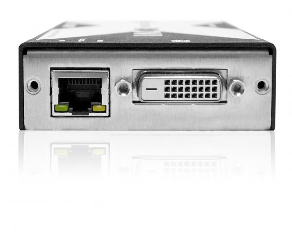 ADDER Link X-DVIPRO - 50m DVI & 4-port USB via CATx