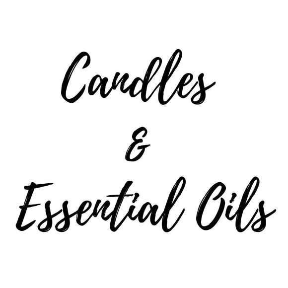 Candles & Essential Oils