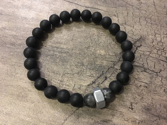 Black Onyx Bracelet - Hidden Gems by Raquel