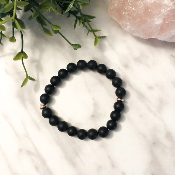 Black Onyx Stacker