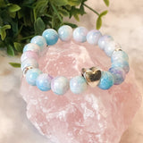 Cotton Candy LOVE bracelet