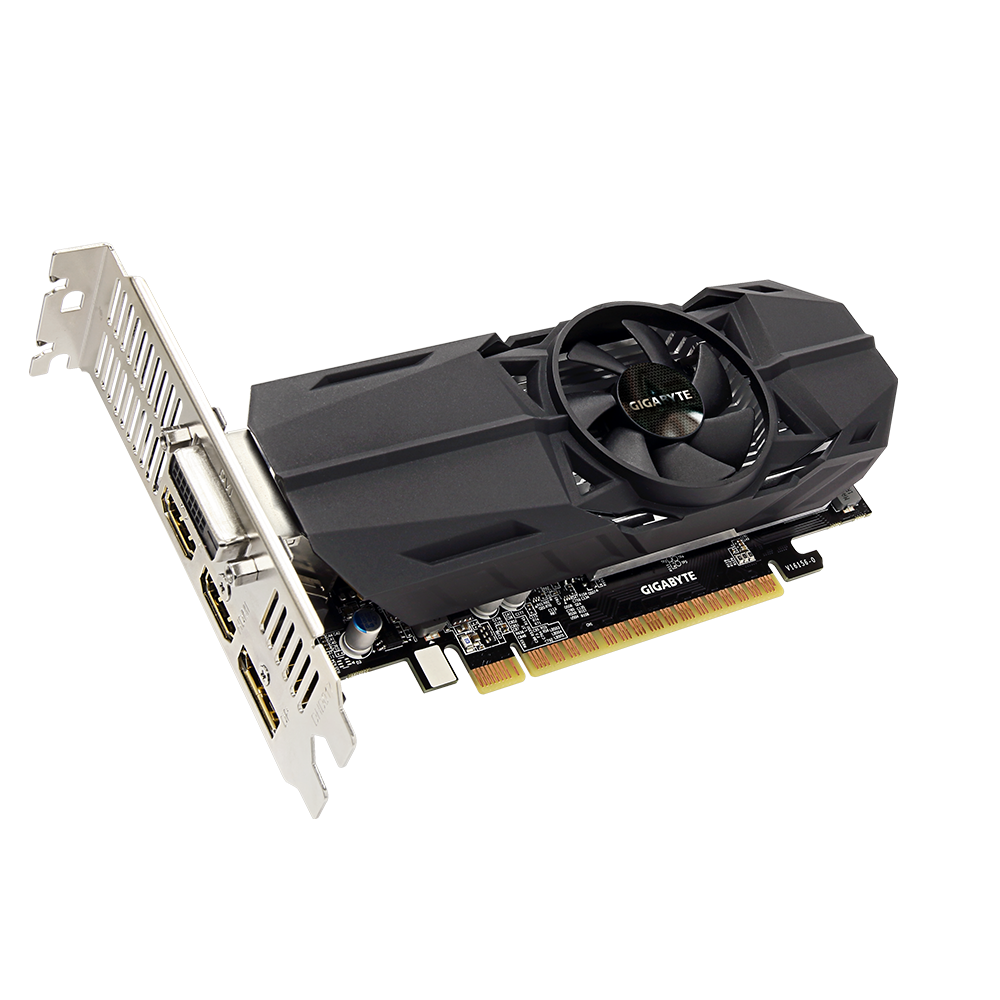 Gigabyte GeForce® GTX 1050 OC Low Profile 2G