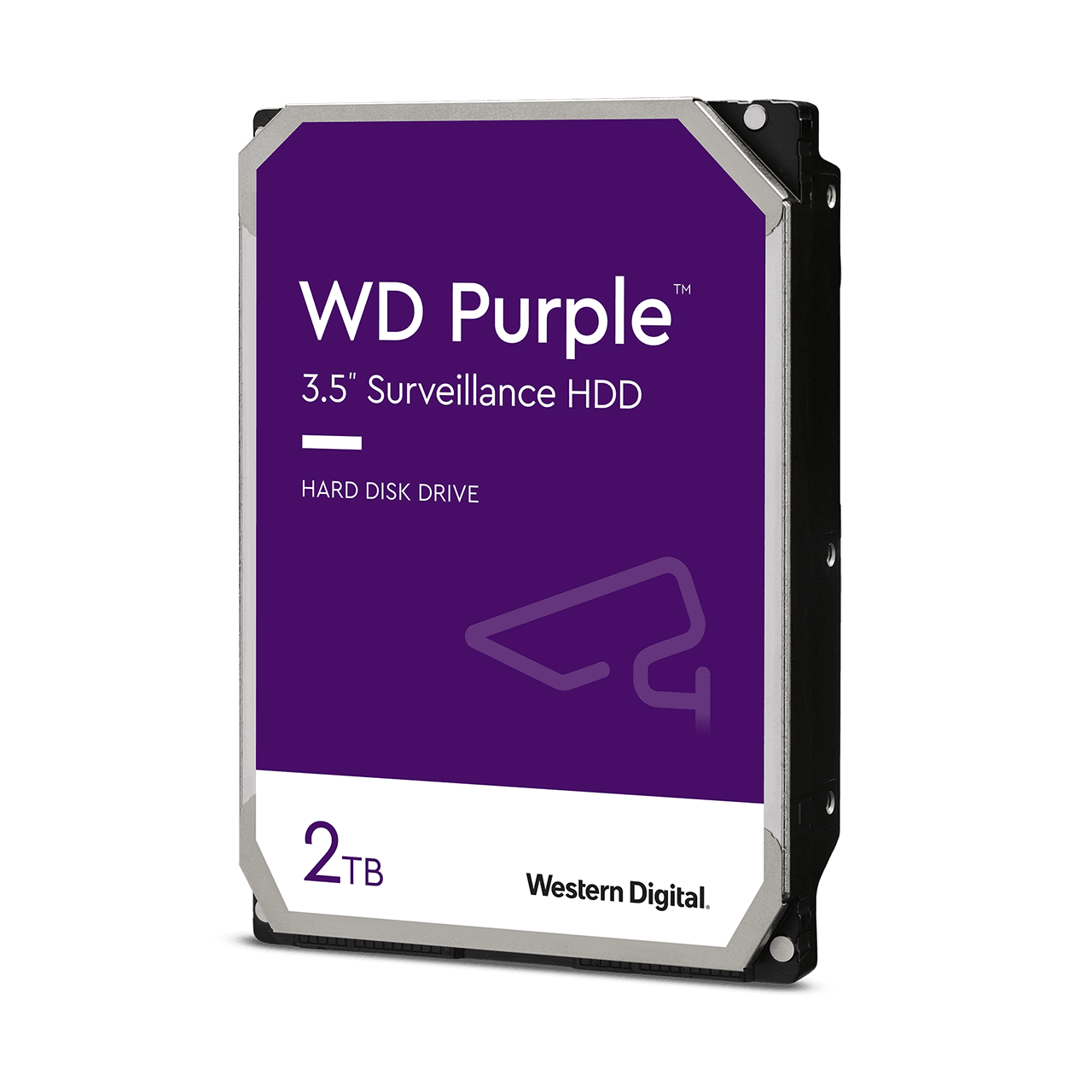 WD Purple 2TB 3.5inch Hard Drive