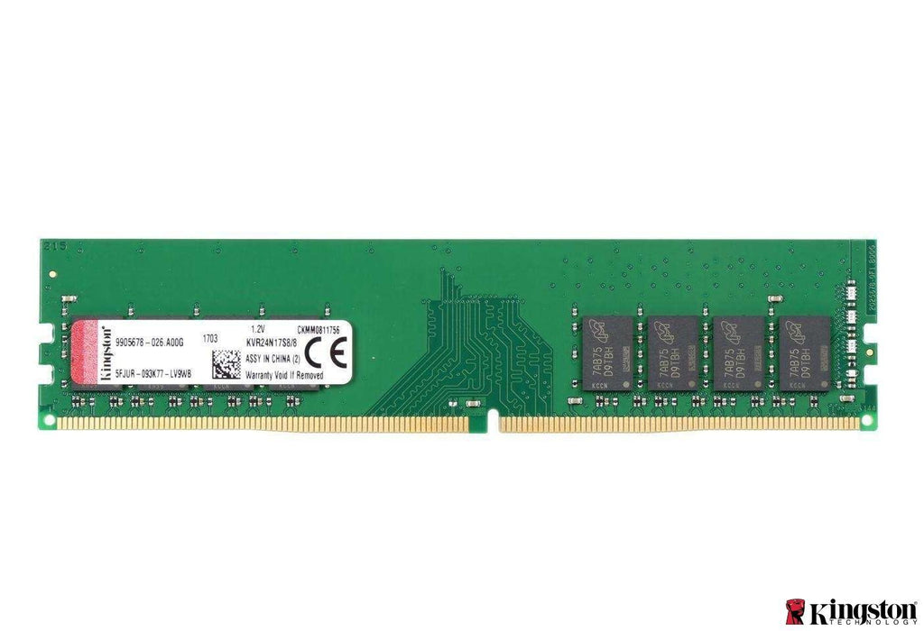 Kingston KVR26N19S8/8 Desktop Memory DDR4 2666MHz 8GB RAM