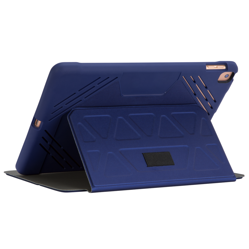 Targus Pro-Tek Case iPad 7th, 8th Gen iPad Air 10.5inch iPad Pro 10.5in - Blue