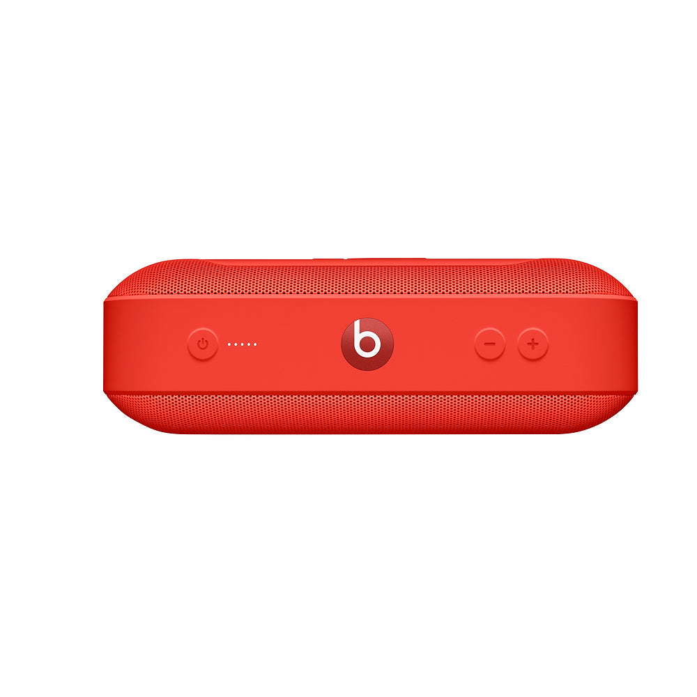 Beats Pill+ Portable Wireless Bluetooth Speaker - Red