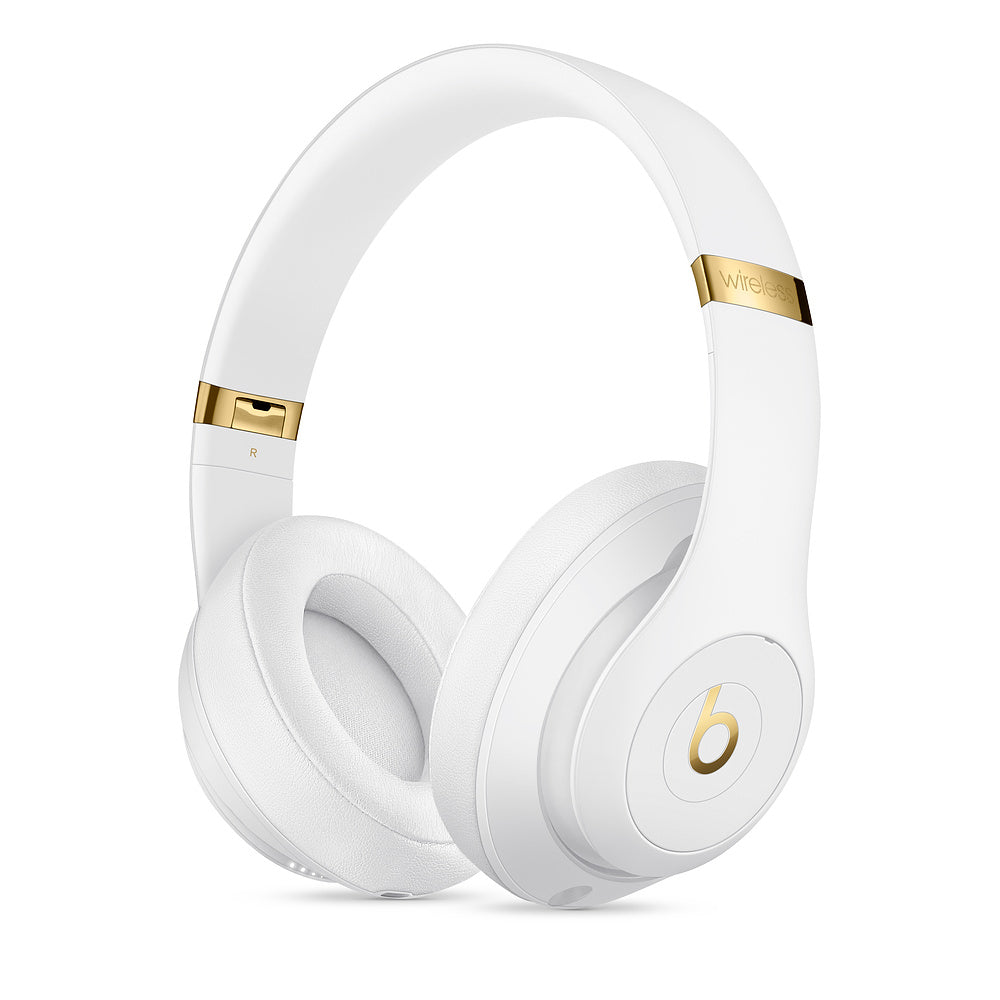 Beats Studio3 Wireless Over‑Ear Headphones - White