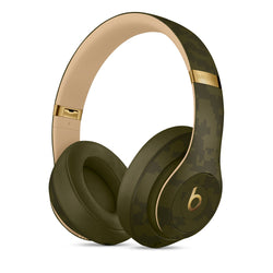 Beats Studio3 Wireless Headphones - Beats Camo Collection - Forest Green