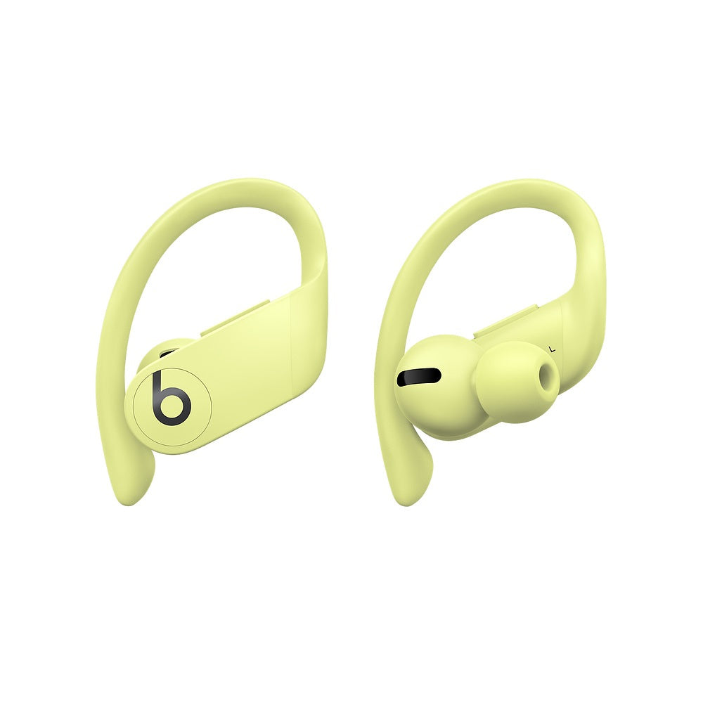Powerbeats Pro - Totally Wireless Earphones - Spring Yellow