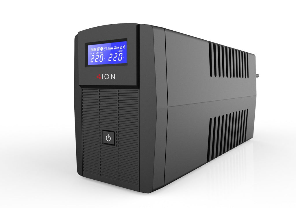 ION F-11 Line Interactive Ups Backup Power UPS 650VA