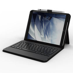 ZAGG-Messenger Folio Case with Keyboard iPad 7th and 8th Generation