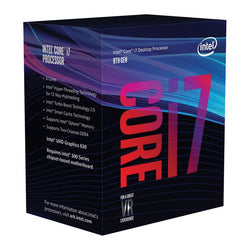 Intel Core i7-8700 Processor (12M Cache, up to 4.60 GHz) FC-LGA14C