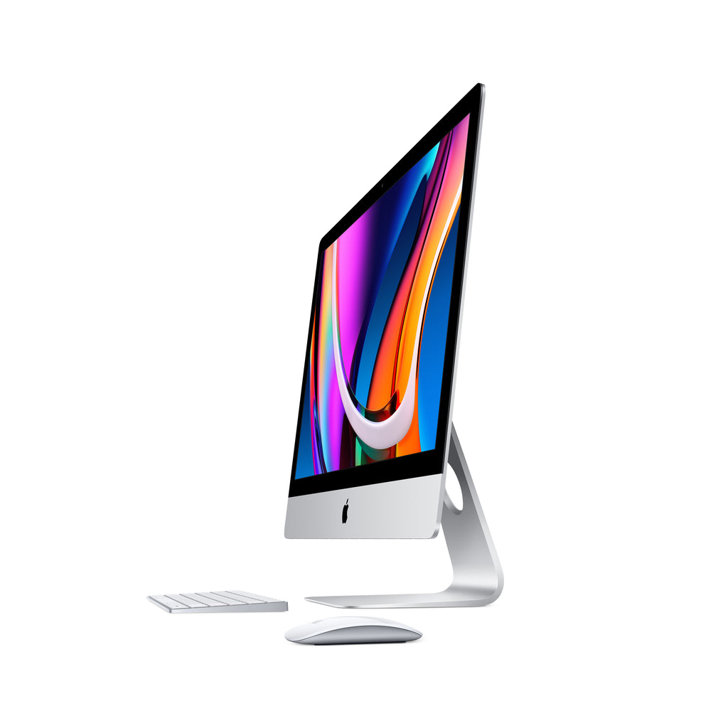 iMac 27-inch with Retina 5K display: 3.3GHz 6-core 10th-Gen Intel Core i5 SSD 512GB