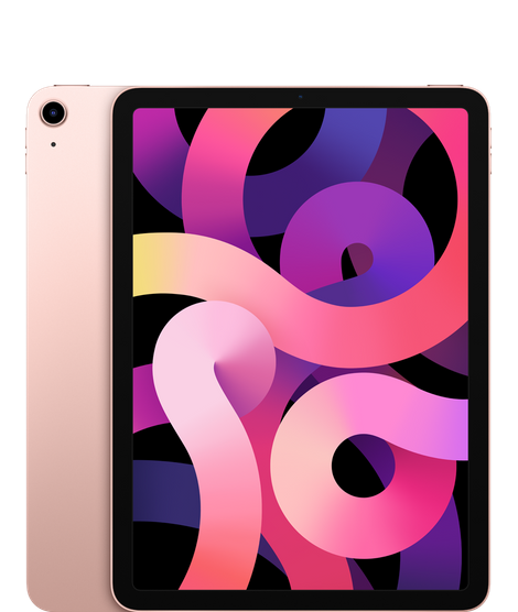 iPad Air 4th Generation WiFi 64GB Rose Gold