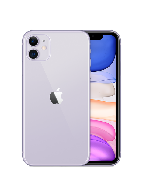 iPhone 11 128GB - PURPLE