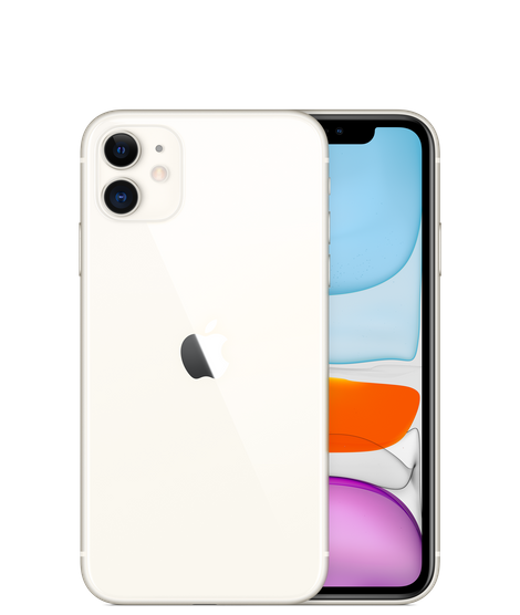 iPhone 11 128GB - WHITE