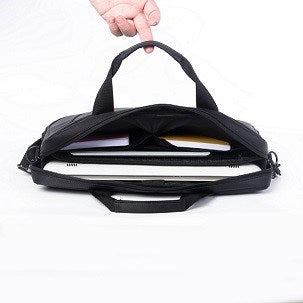 "STC-PETOPEVA-15 Top Loader carrycase for up to 16"" Laptop"