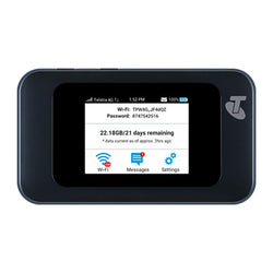 Telstra 4GX Hotspot MF985T
