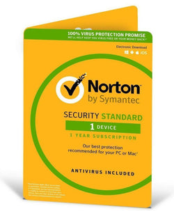 Norton Security Standard 1 Device 1 Year ESD