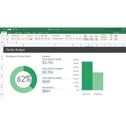 Microsoft Office 2019 Home & Business for Windows/Mac ESD