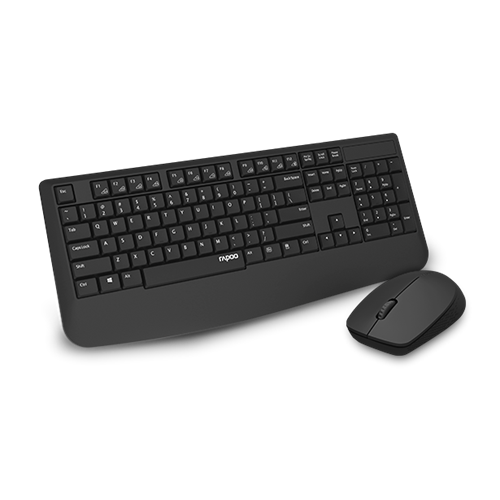 Rapoo X1900 Multi-Mode Wireless Keyboard & Mouse