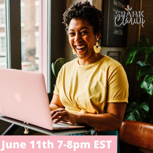 The Future Includes Us - June 11th -1 Hour Webinar with Clary Chambers