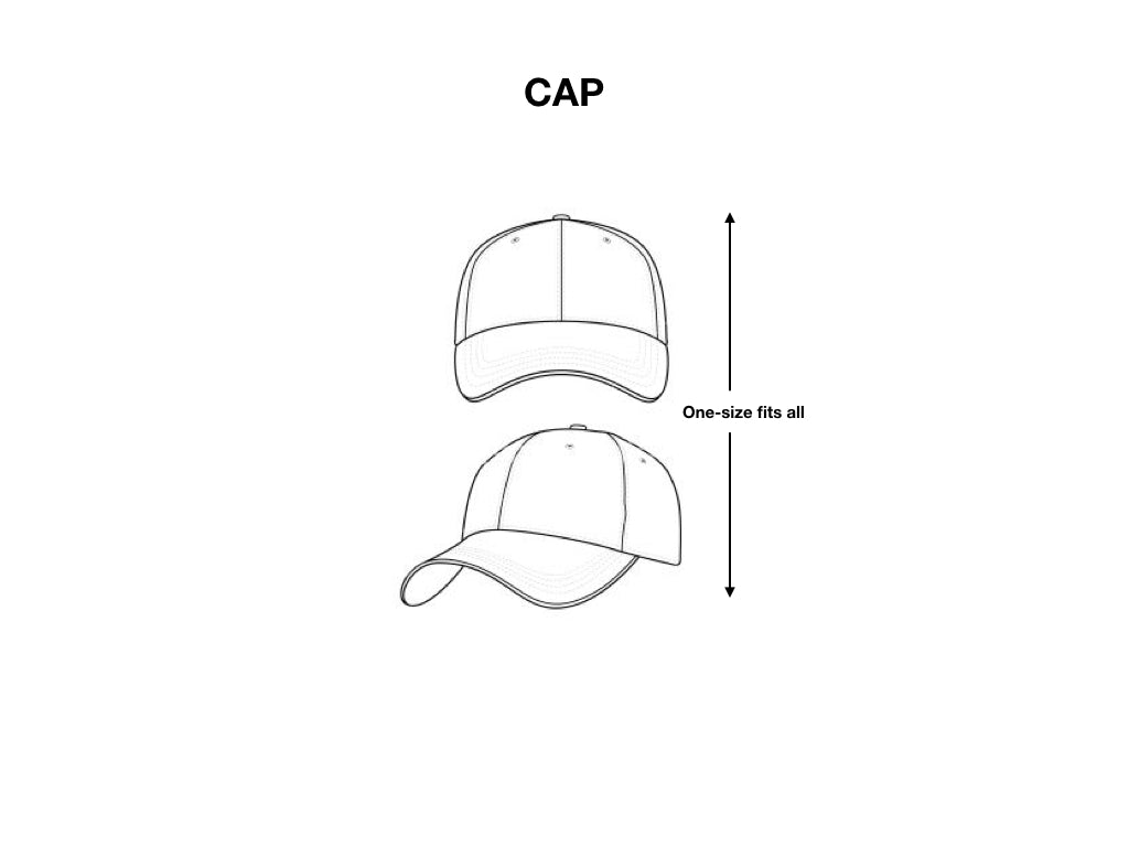 Cap size guide
