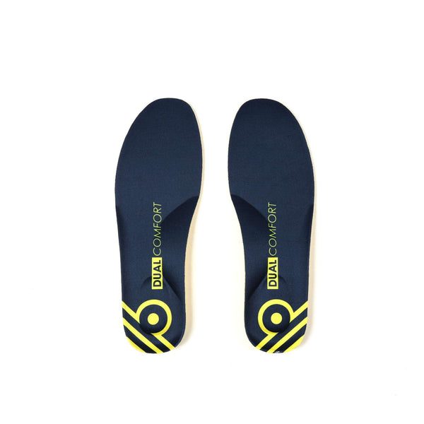 Admiral Men's Dual Comfort Lifestyle Insoles Accessories Admiral