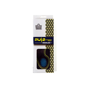 Admiral Men's Pulz Tech Performance Gel Insoles Accessories Admiral