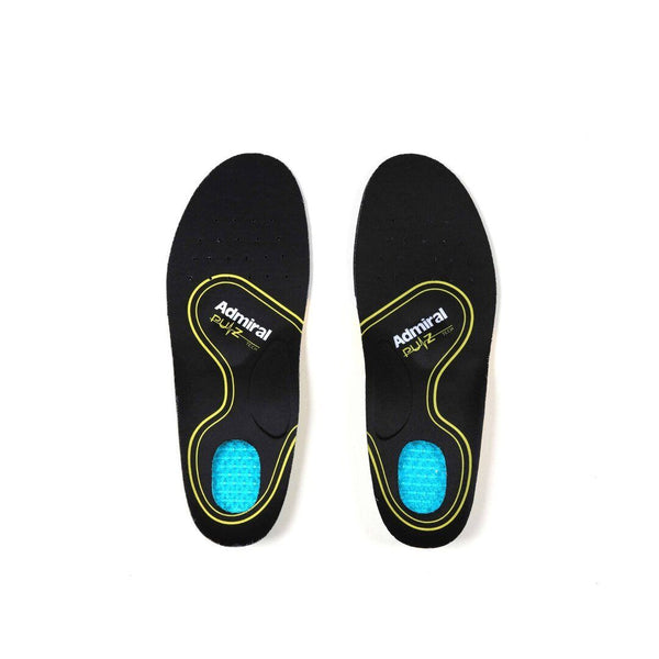 Admiral Women's Pulz Tech Performance Gel Insoles Accessories Admiral