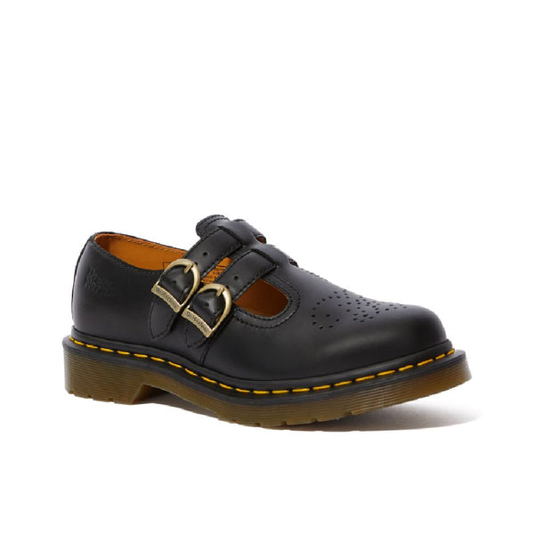 Dr. Martens Women - 8065 Mary Jane Smooth Leather Shoes Boots - Women Dr. Martens