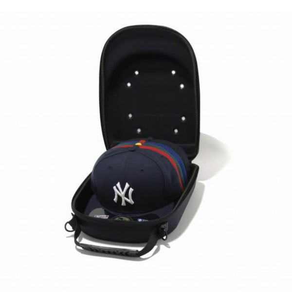 New Era Carrier 6pack Black Accessories New Era