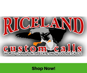 Check Out The Newest Riceland Custom Calls Arrivals!