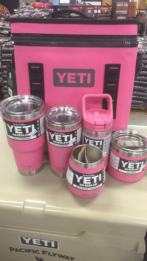 Yeti Harbor Pink Collection Raffle Ticket [NorCal Think Pink Fundraiser]