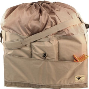 Avery 12-Slot Full Body Lesser Bag - Goose Decoys FIELD KHAKI - Pacific Flyway Supplies