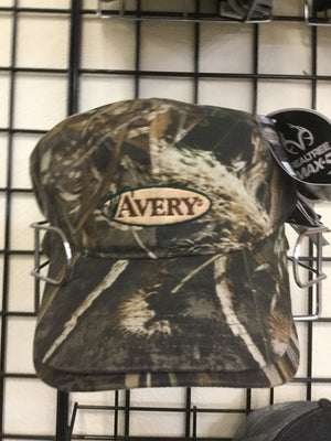 Avery Ave Oil Cloth Hat Max 5 - Pacific Flyway Supplies