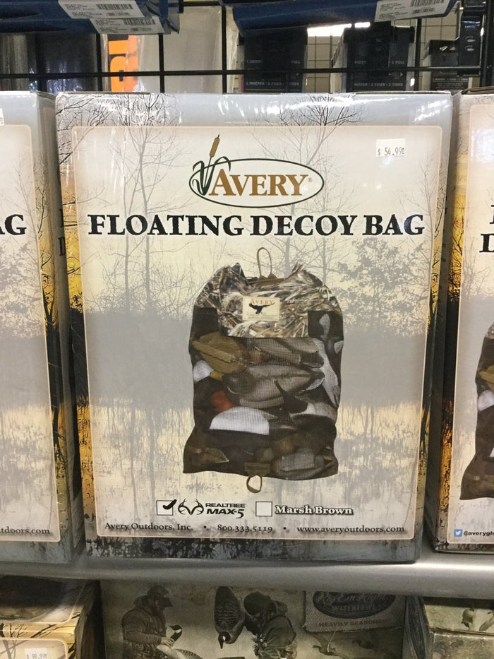 Avery Floating Decoy Bag Realtree MAX-5
