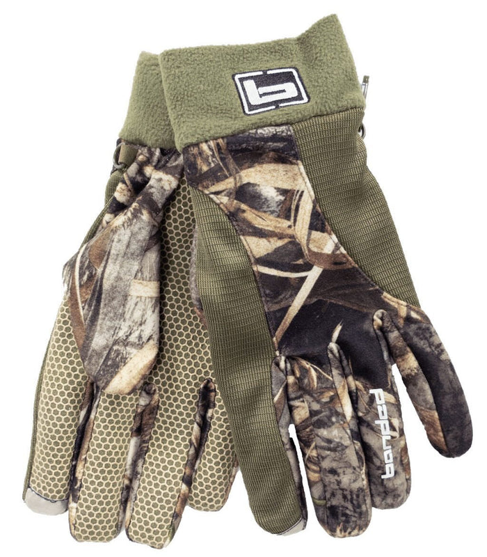 Banded TEC Fleece Glove in Max5