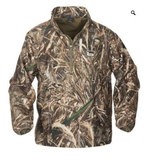 Banded Windproof Pullover Max5 - Pacific Flyway Supplies