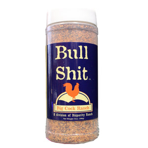BCR Bull Shit Steak Seasoning - Pacific Flyway Supplies