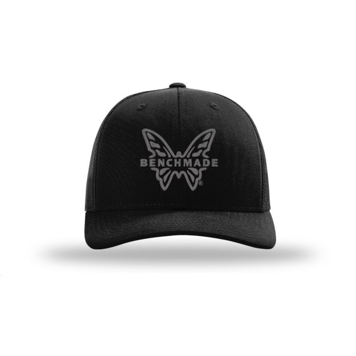 Benchmade Favorite Trucker Hat Black/Black