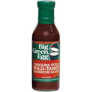 Big Green Egg Bold and Tangy Carolina Style BBQ Sauce - Pacific Flyway Supplies