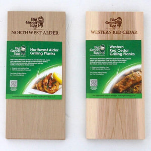 Big Green Egg Northwest Alder Grilling Planks - Pacific Flyway Supplies