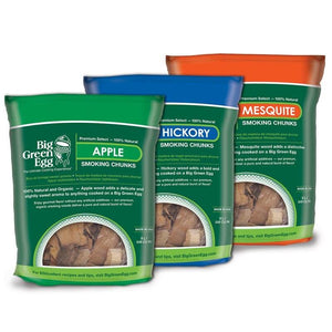 Big Green Egg Smoking Chunks - Pacific Flyway Supplies