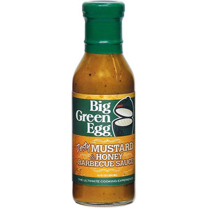 Big Green Egg Zesty Mustard and Honey BBQ Sauce - Pacific Flyway Supplies