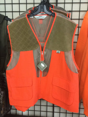 Boyt Tan and Blaze Pheasant Vest - Pacific Flyway Supplies
