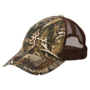 Browning Bozeman Brown Real Tree Max-5 Hat - Pacific Flyway Supplies
