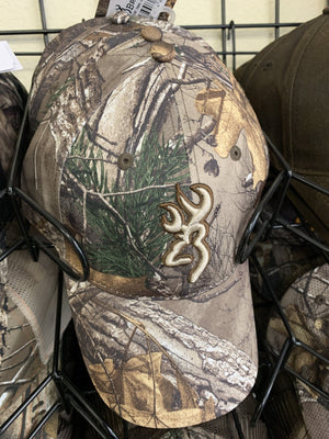 Browning Camo Trail Lite RTX Hat - Pacific Flyway Supplies