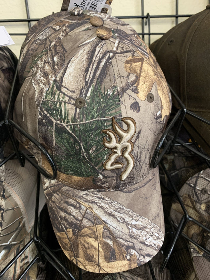 Browning Camo Trail Lite RTX Hat